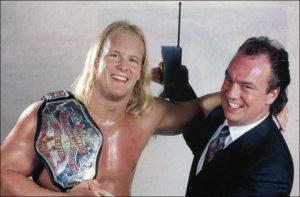 Steve Austin WCW TV Title champion