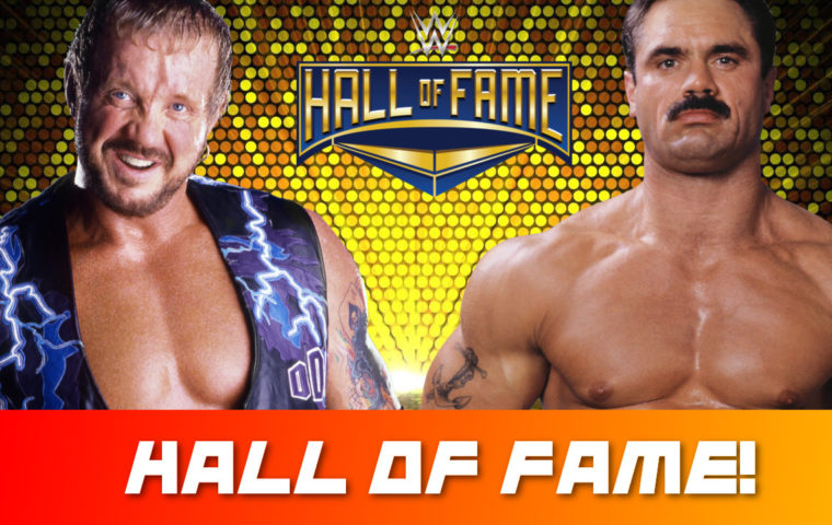 wwe hall of fame 2017 inductees