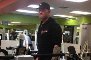 Randy Orton Angry