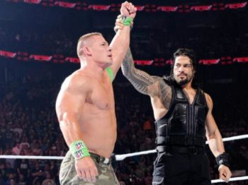 john cena and roman reigns tag team