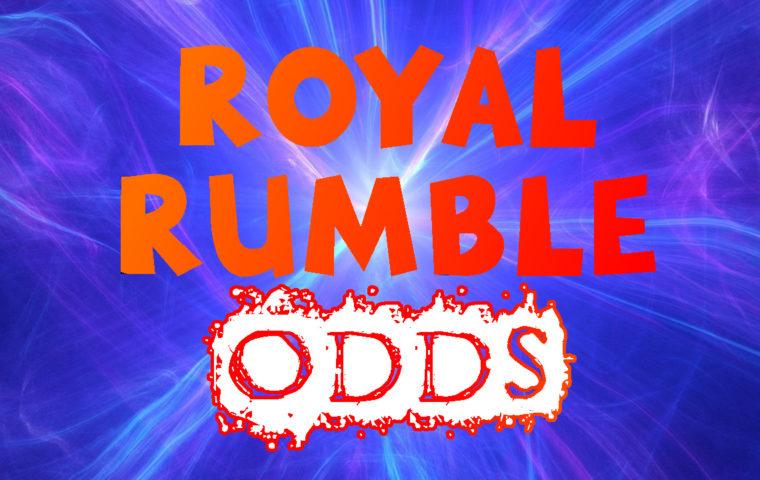 Royal Rumble Odds
