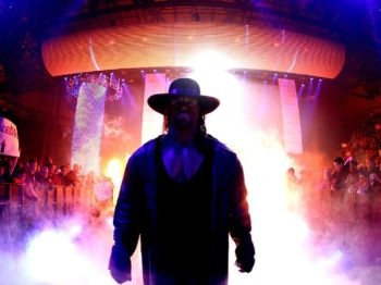 Royal Rumble 2017 The undertaker