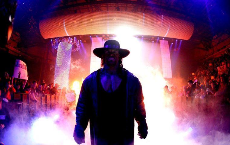 Royal Rumble 2017 The undertaker
