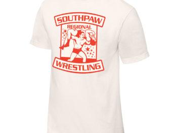 southpaw regional wrestling shirt