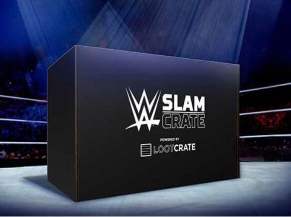 SlamCrate Giveaway
