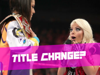 bayley vs alexa bliss wwe payback