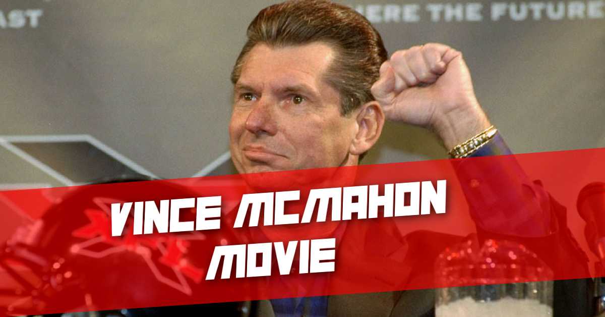 vnce mcmahon movie wwe studios