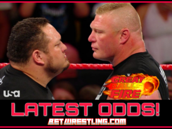 Bet on WWE, Great Balls Of Fire