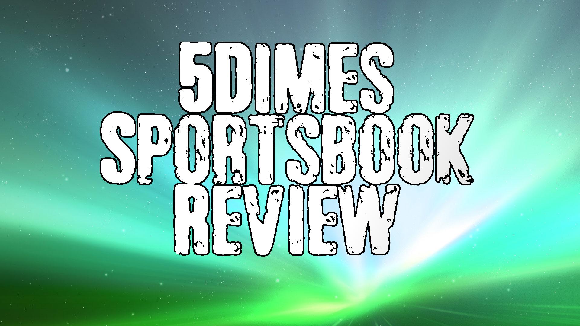 5 Dimes Sportsbook Review – BetWrestling com