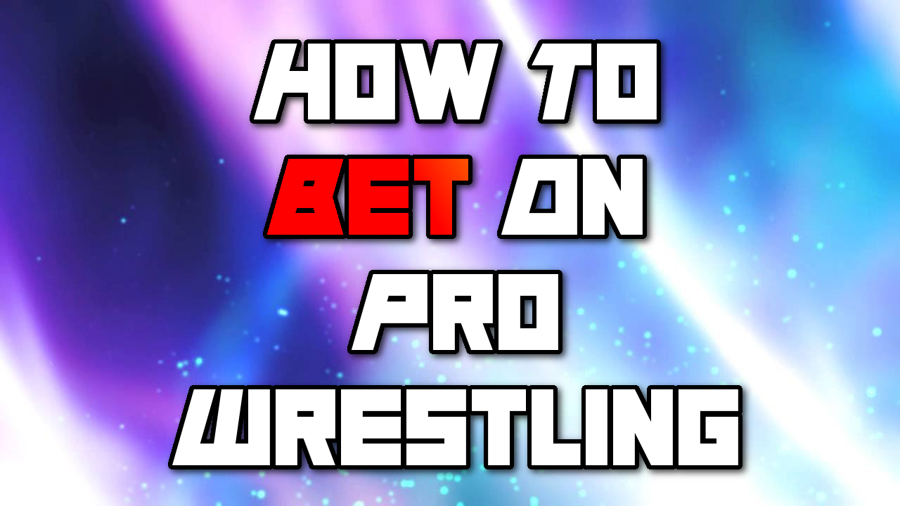 How to bet on wwe horse betting online singapore radio